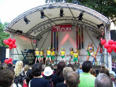 litestage Bühne 6x4m