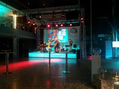 Live Musik Bühne,  Technische Beratung Regie