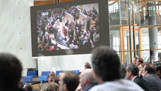 Videobild Übertragung, technische Beratung Regie