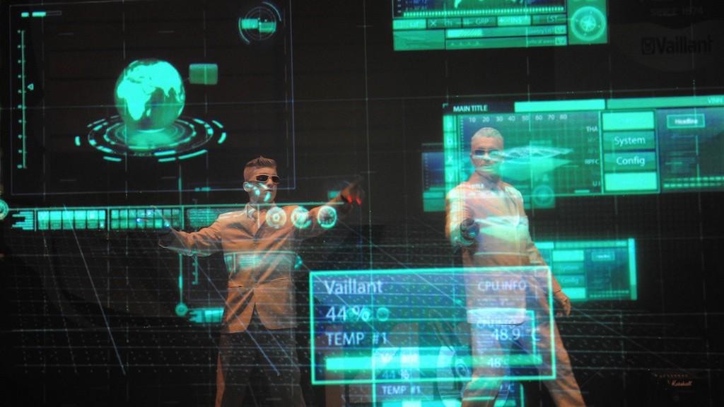 Show, Technische Beratung Regie