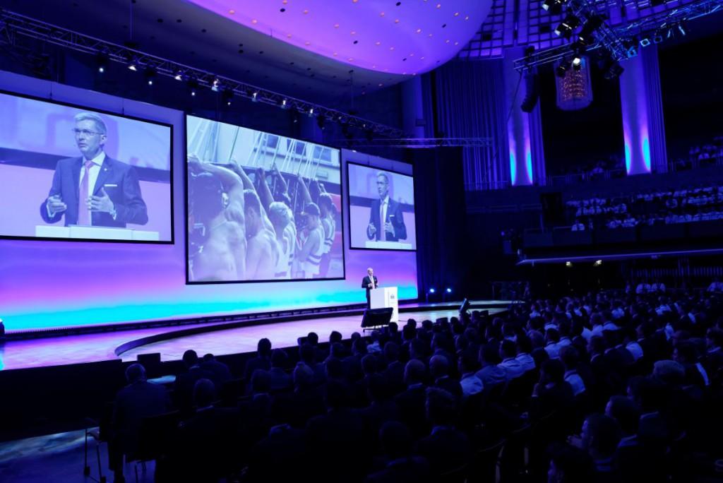 Hauptversammlung - Investment Congress