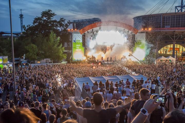 Ideen Expo 11.07.2015 Feuerwerk