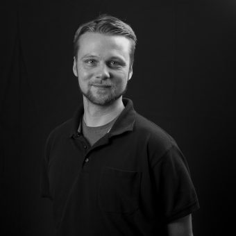 Portrait Jens Behrend