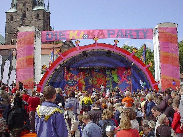 KiKa Party