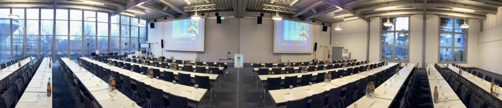 Konferenz Panorama