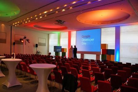Konferenz: Google Developer Day