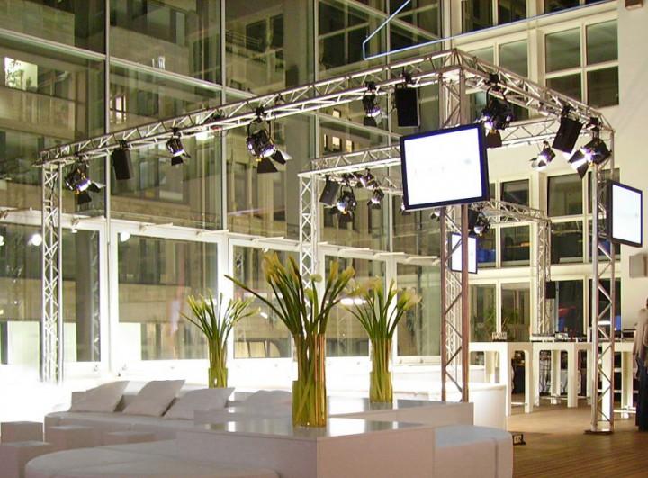 Ton- und Lichttechnik in Hamburg und Norddeutschland