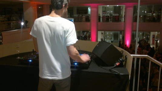 DJ - Gala Shopping Night