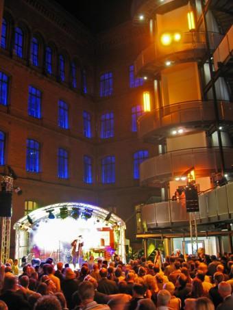 Hoffest im roten Rathaus, Berlin