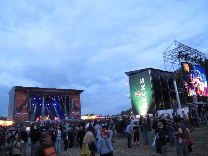 Hurricane Festival 2012 towerstage II
